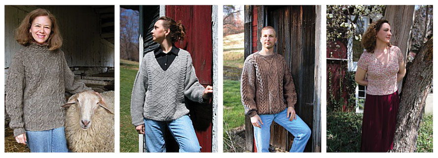 Autumn House Wool Clothing